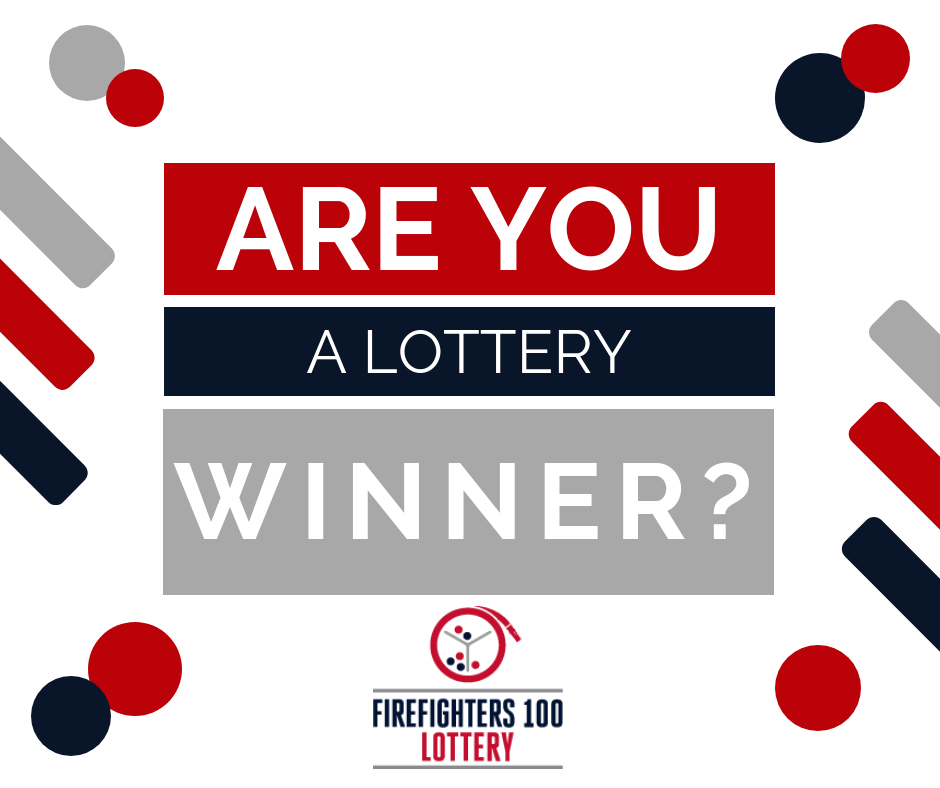 Are you a lottery winner?