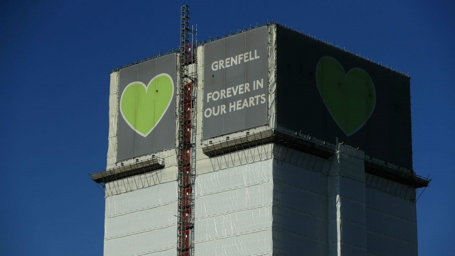 Remembering Grenfell - 3 years on